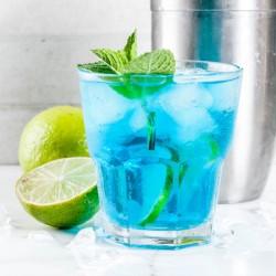 le Bleu'tiful - Cocktail au...