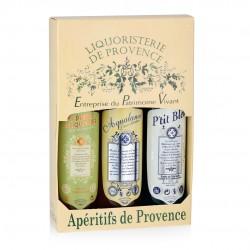 Box of Pastis de Provence