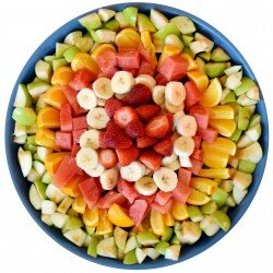 Salade de fruits surprise