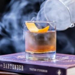 Cocktail Sazérac au Bitter...