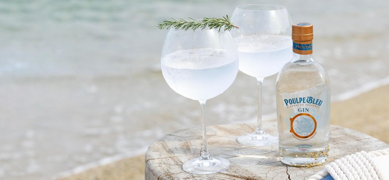 Gin français artisanal