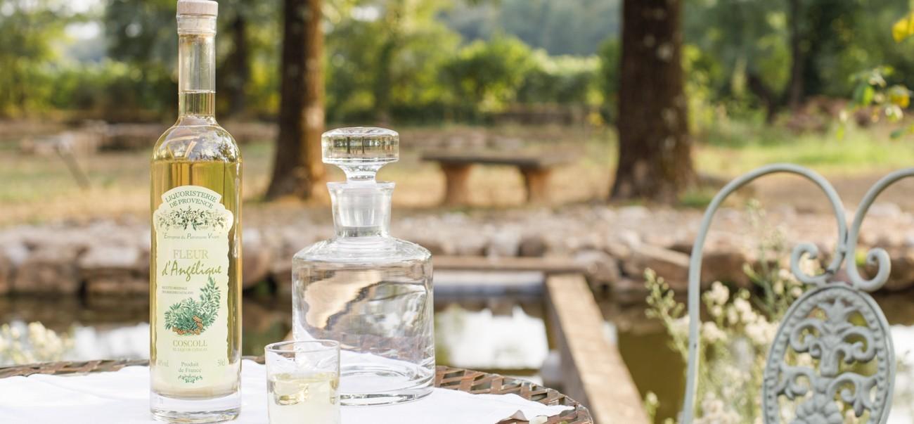 A Garden Party in Provence | Liquoristerie de Provence