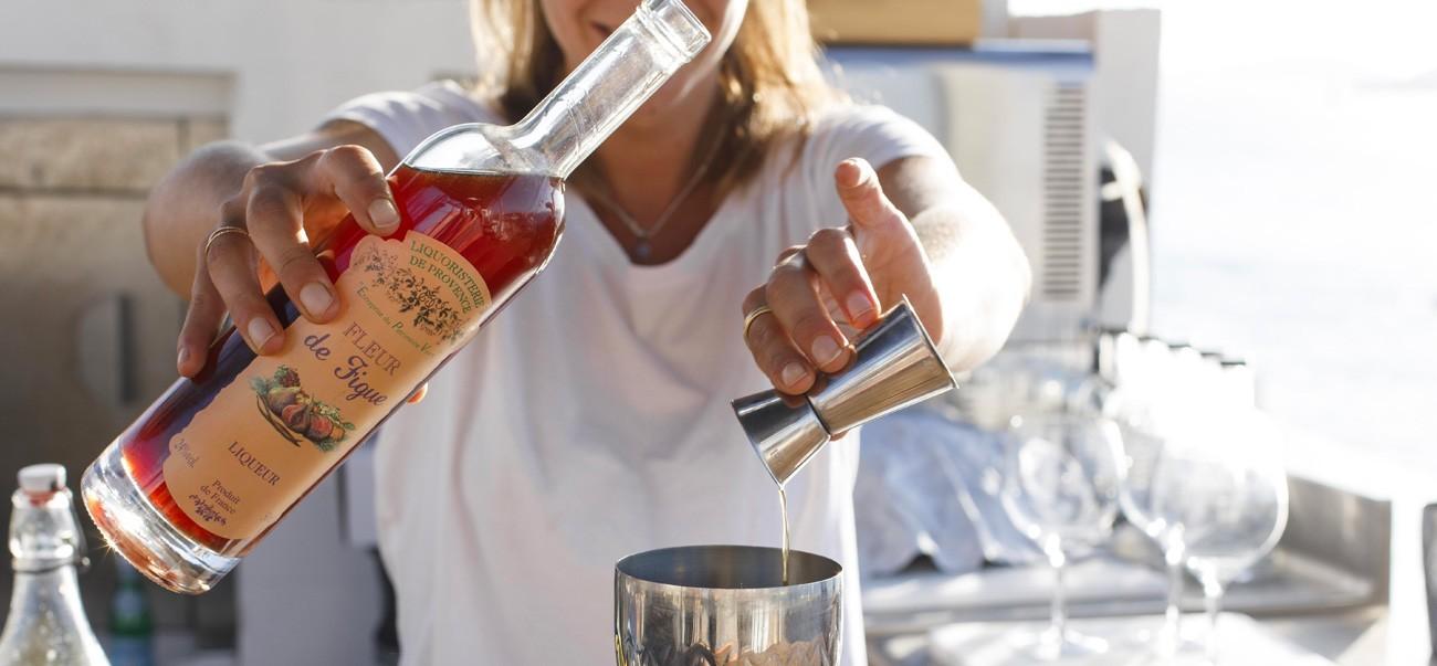 L'art du cocktail à la provençale
