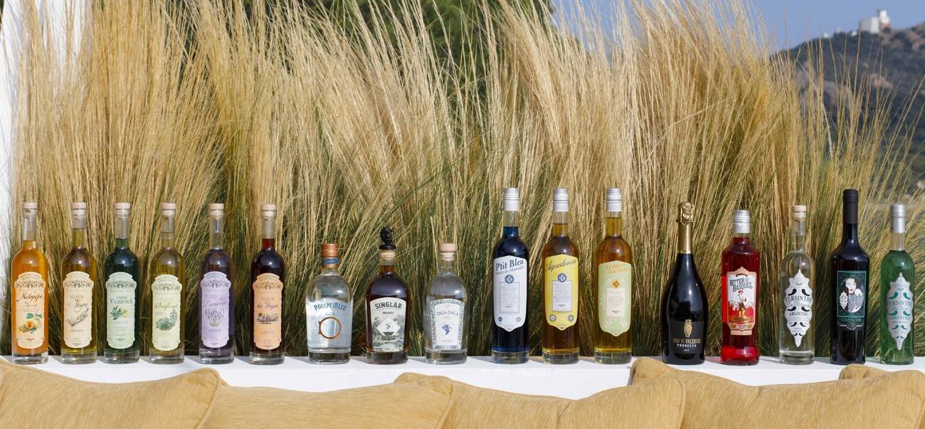 Vente en ligne de liqueurs provençales