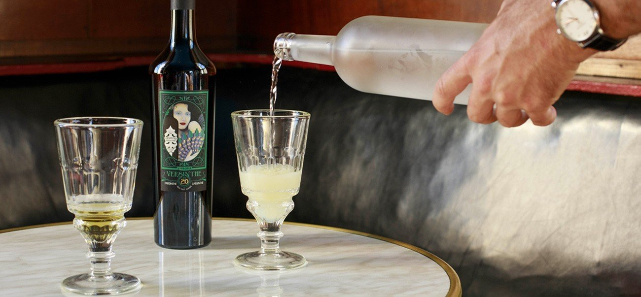 Our absinthes of Provence | Liquoristerie de Provence